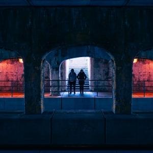 Ночная жизнь в фотографиях Дэнни Мота