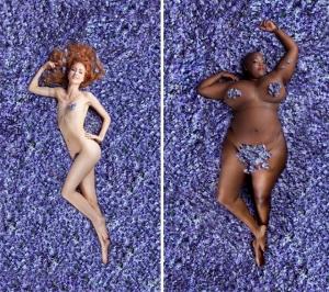 «Красота по-американски»: 14 женщин обнажились для фотопроекта о стандартах красоты