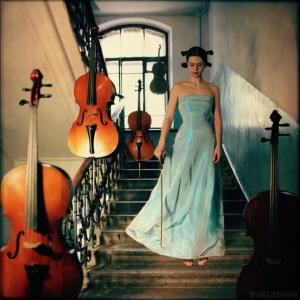 Художественные и антигравитационные фотографии Анки Журавлевой
