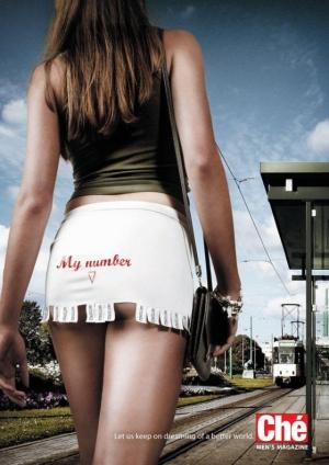 Секс – двигатель торговли. Самая волнующая эротическая реклама (30 фото)