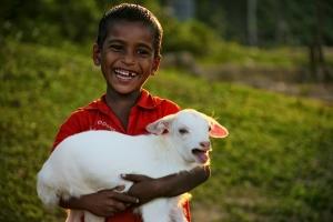 Детские воспоминания фотографа из Бангадеш Pranabesh Das
