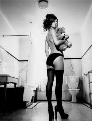 Английский фотограф Кейт Гарнер