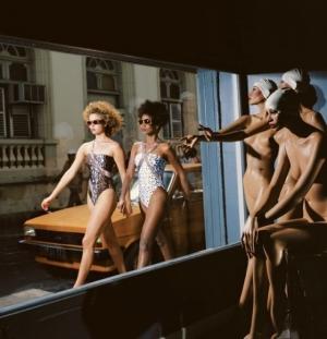 Мода и сюрреализм в фотографиях Ги Бурдена