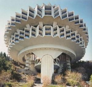 Советская футуристическая архитектура в книге Фредерика Шоба