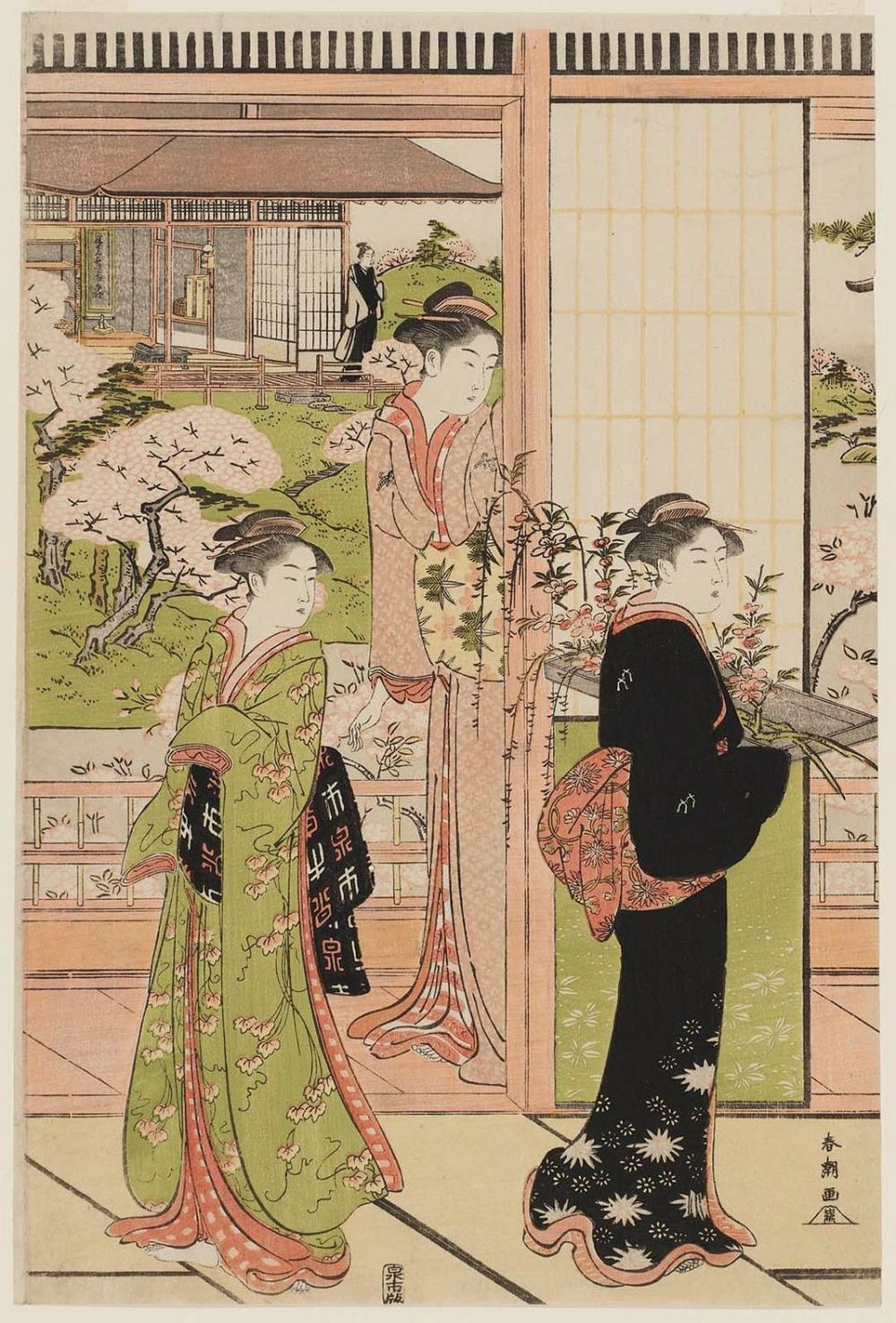 Онлайн-архив с 213 000 прекрасных японских гравюр с 1700-х по 1950-е  10