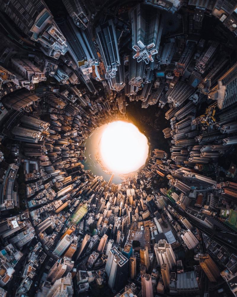 победители конкурса аэрофотографий SkyPixel 2018  8