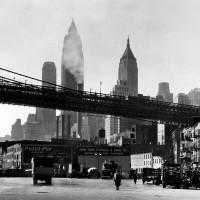 Беренис Эббот – первая женщина-фотограф, которой покорился Нью-Йорк 1930-х