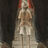 Под обложкой: шедевры книжных иллюстраторов