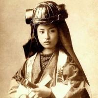 Женщины-самураи: японские воительницы в  фотографиях 19-го века