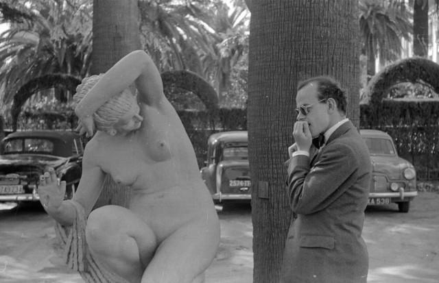 «Взгляд». Канны, 1954. Автор Курт Хаттон