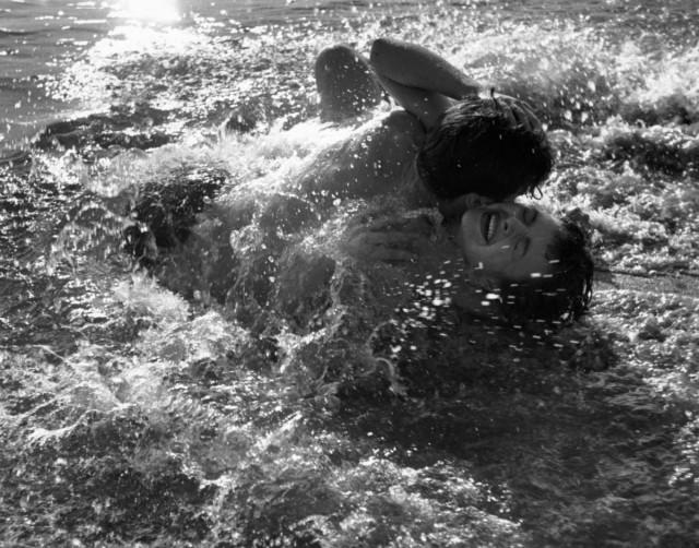 Страсть в воде. Автор Курт Хаттон