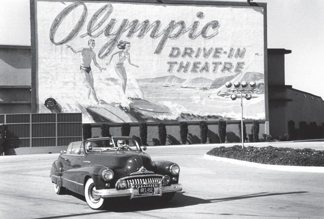 Hollywood s Olympic drive. Автор Курт Хаттон