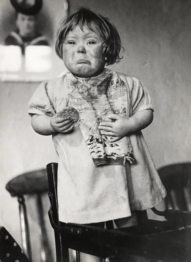 Нэнси, 1945. Автор Курт Хаттон
