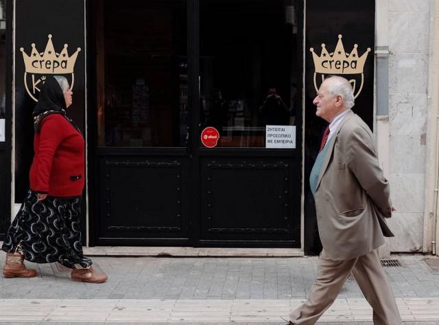 Мистика неожиданного в уличных фотографиях. Автор Антимос Нтагкас (47)