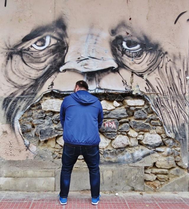 Мистика неожиданного в уличных фотографиях. Автор Антимос Нтагкас (24)