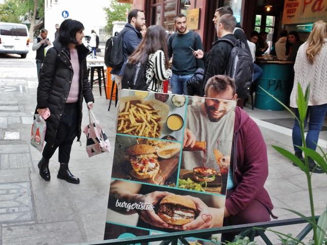 Мистика неожиданного в уличных фотографиях. Автор Антимос Нтагкас (18)