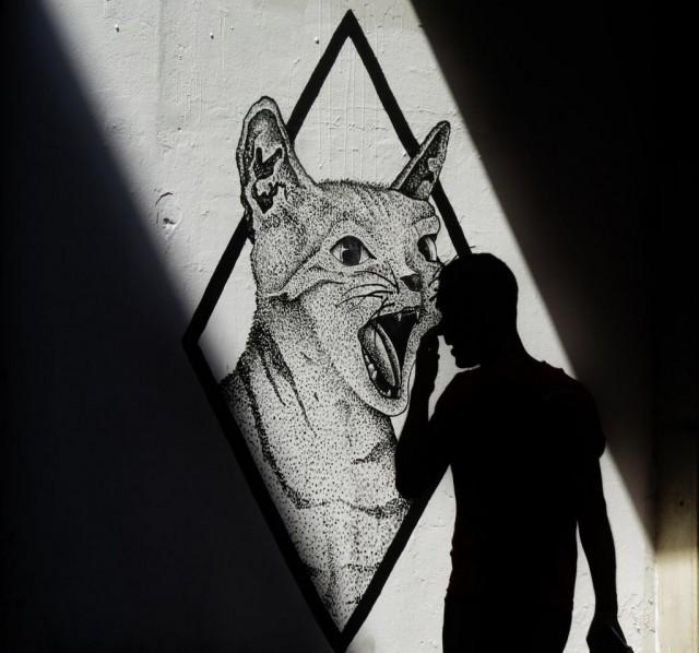 Мистика неожиданного в уличных фотографиях. Автор Антимос Нтагкас (6)
