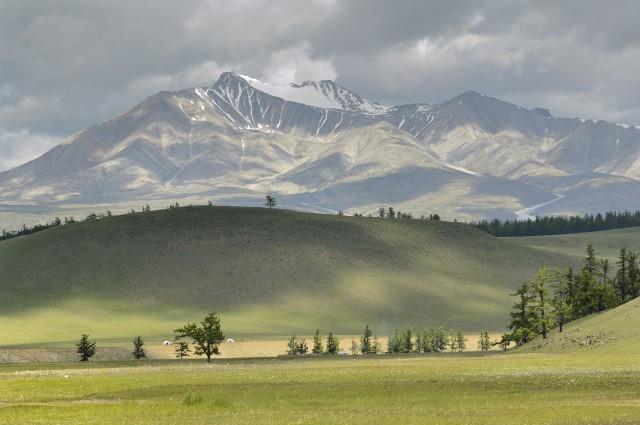 Монголия, 2007. Фотограф Марк Прогин