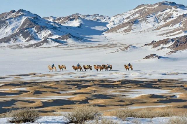 «Вневременье». Завхан, Монголия, 2014. Фотограф Марк Прогин