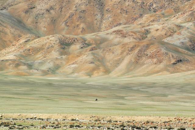«В глубинах Монголии», 2004. Фотограф Марк Прогин