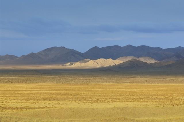 «Обитель души». Монголия, 2005. Фотограф Марк Прогин