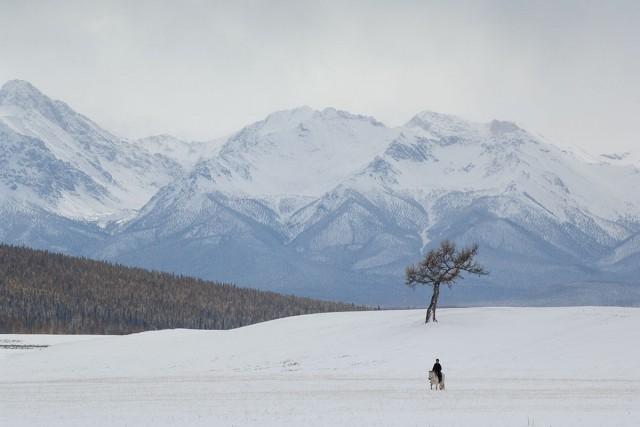 Из зимнего монгольского путешествия 2007 года. Фотограф Марк Прогин