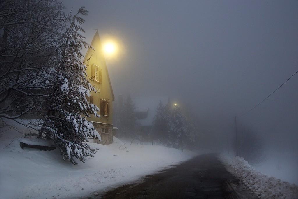 Лесной дом, Веркор, Франция. Автор Кристоф Жакро