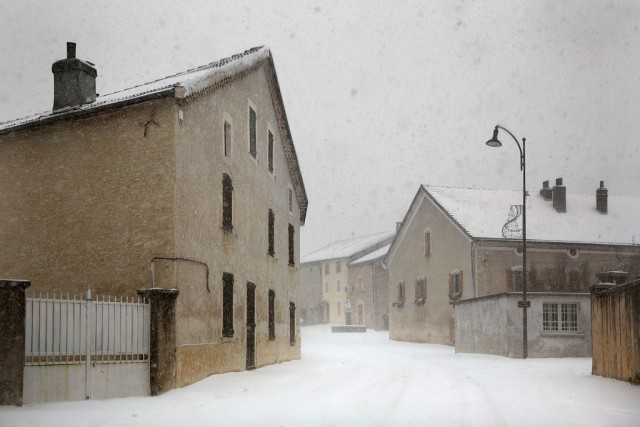 Street, Vercors, France, 2019. Author Christoph Jacques