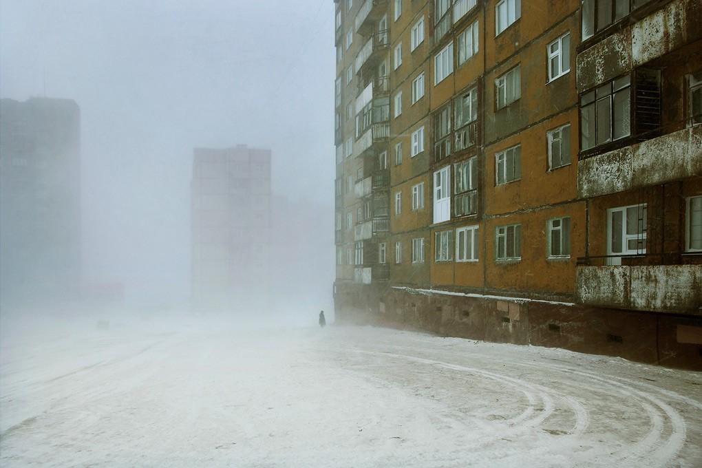 Норильск, 2017. Автор Кристоф Жакро