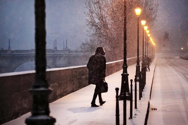 Париж, 2009. Автор Кристоф Жакро