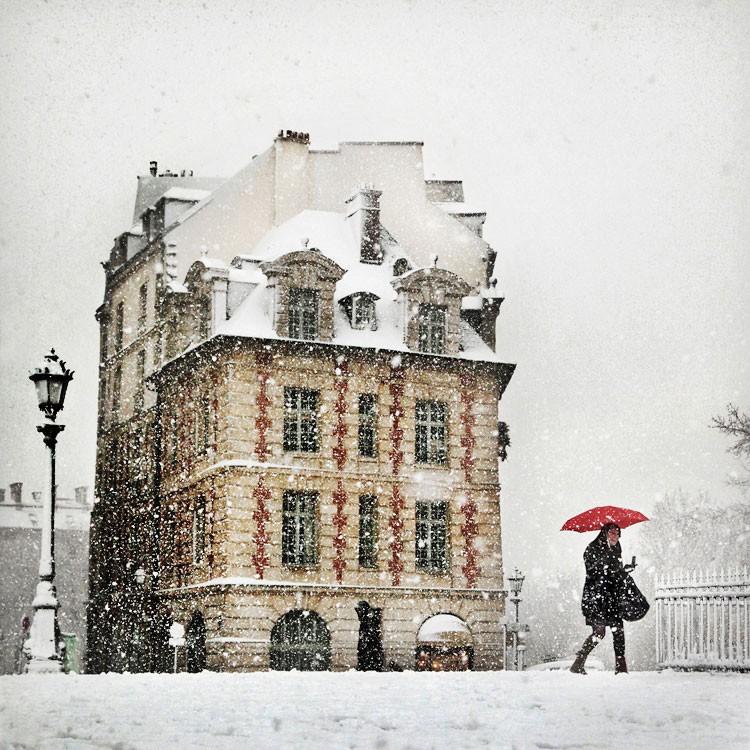 Париж, 2011. Автор Кристоф Жакро