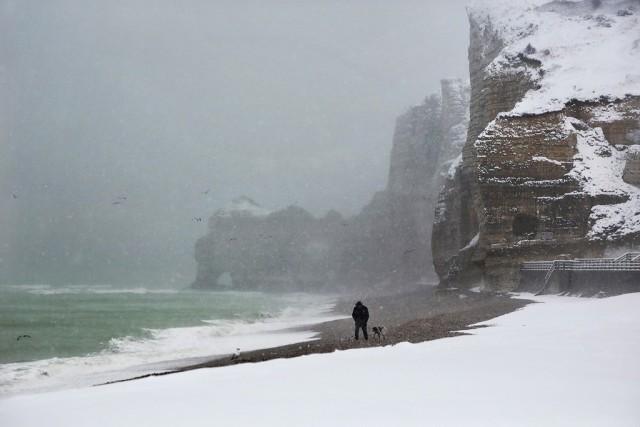 Прогулка в Нормандии. Автор Кристоф Жакро