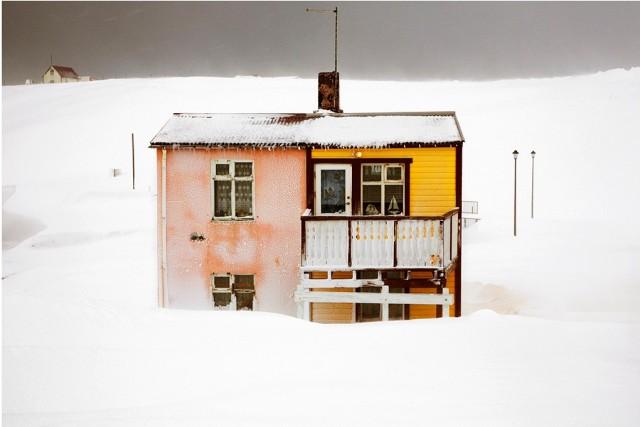 Дом, Исландия, 2016. Автор Кристоф Жакро