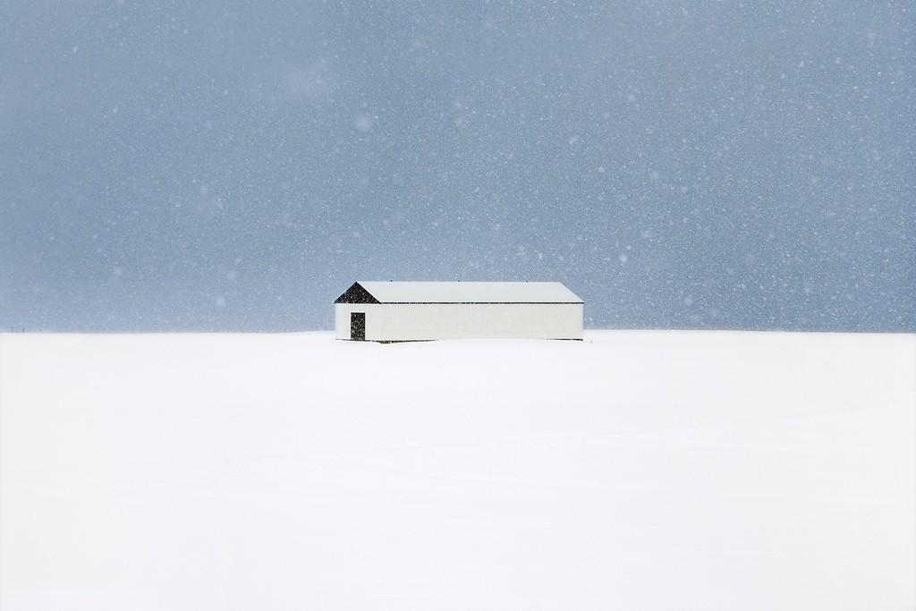 Фермерский дом, Исландия, 2016. Автор Кристоф Жакро