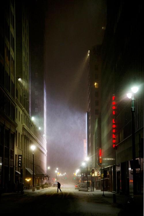 «Foot Locker», Нью-Йорк, 2014. Автор Кристоф Жакро