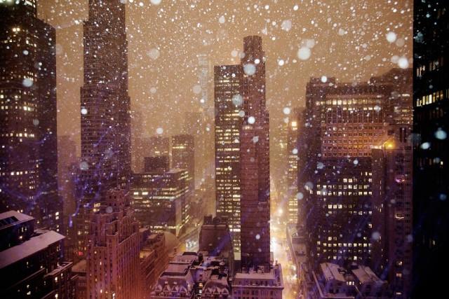 Нью-Йорк, 2015. Автор Кристоф Жакро