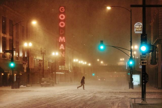 Чикаго, 2011. Автор Кристоф Жакро