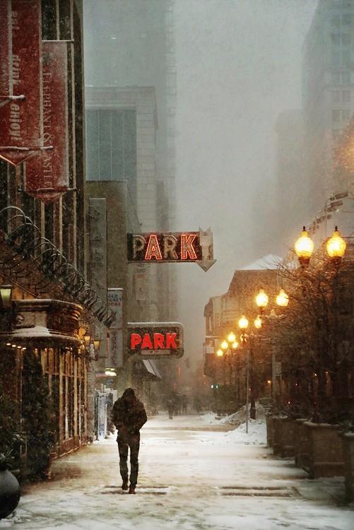 Чикаго, 2013. Автор Кристоф Жакро