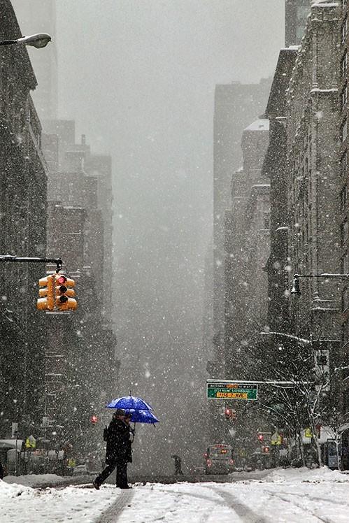«Ты и я», Нью-Йорк. Автор Кристоф Жакро