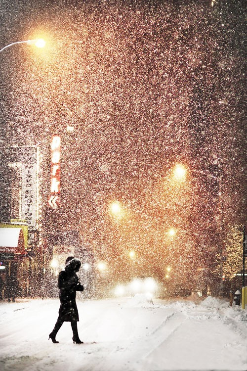 Нью-Йорк, 2011. Автор Кристоф Жакро