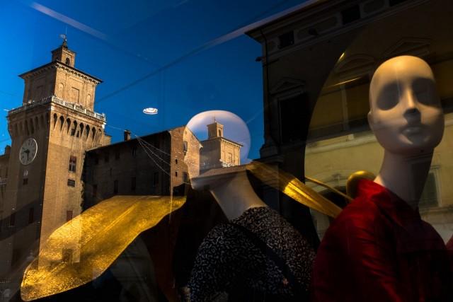 Феррара, Италия, 2016. Автор Джеффри Де Кейзер