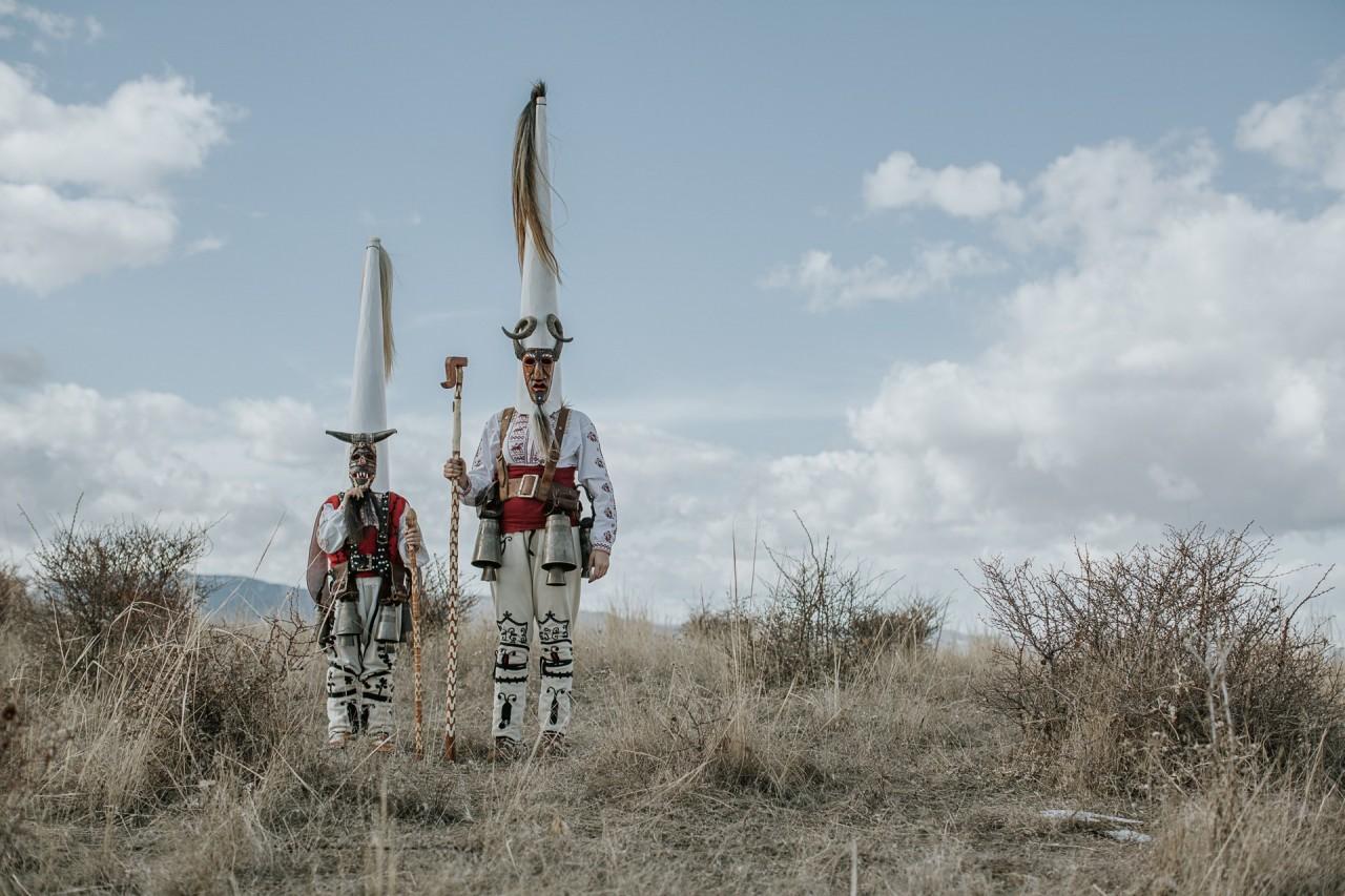 Из фотопроекта «Кукеры». Автор Арон Кляйн (21)