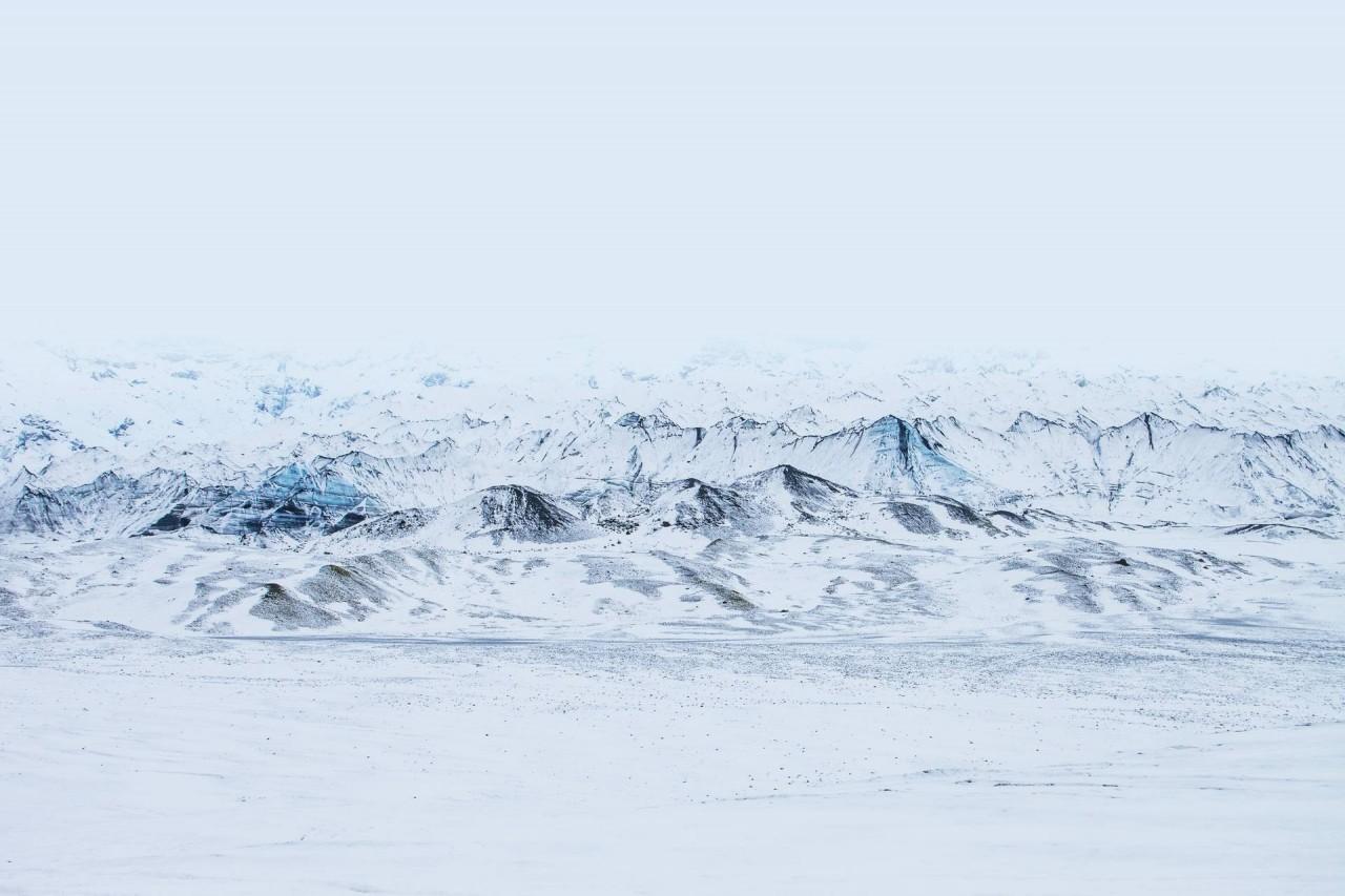 Ледник Мирдальсйёкюдль в Исландии, 2018. Автор Петер Свобода