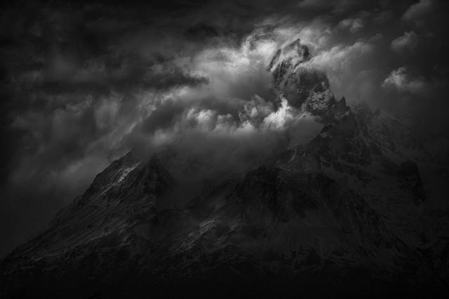 В национальном парке Торрес-дель-Пайне, Чили. Автор Петер Свобода