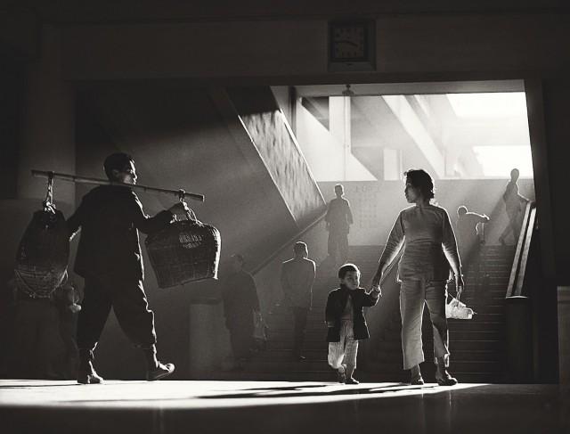 «Четверть четвёртого». Гонконг, 1950-60-е. Автор Фан Хо