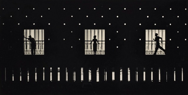 «На сцене жизни», 1954. Автор Фан Хо