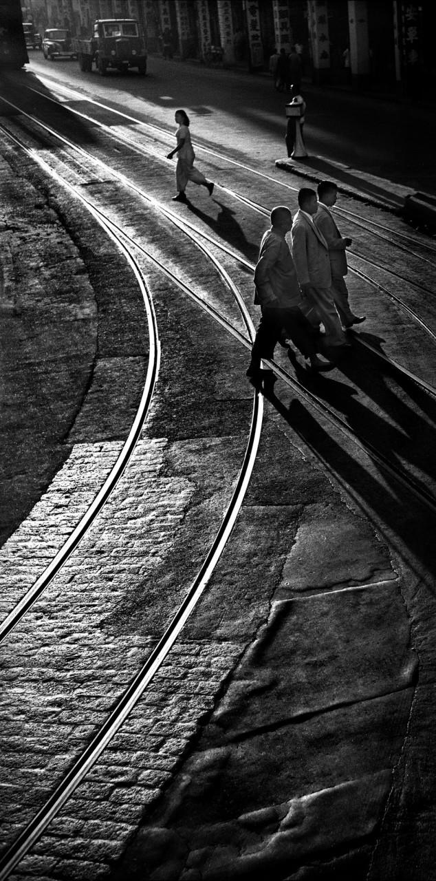 Расхождение, Гонконг, 1956. Автор Фан Хо