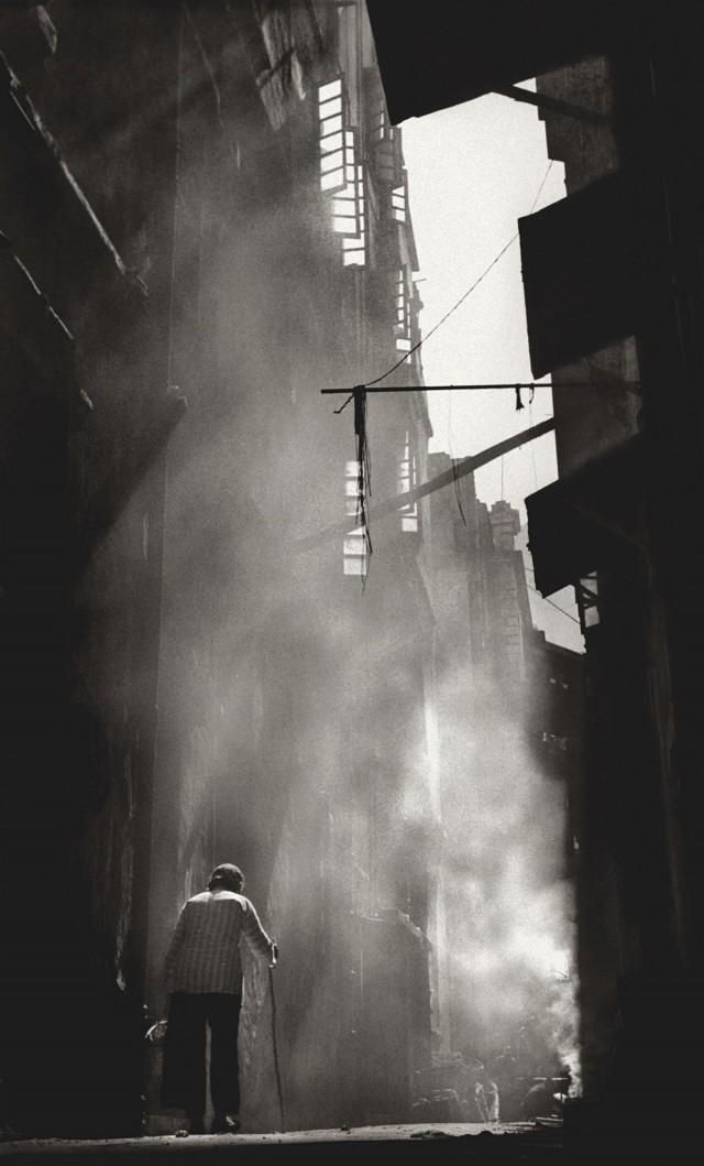 Таинственный переулок, Гонконг, 1950-60-е. Автор Фан Хо