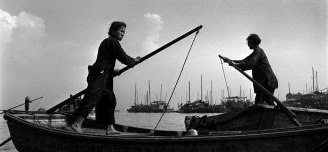 Женщины в лодках. Автор Фан Хо