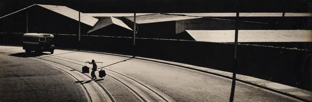 Линии и формы, Гонконг, 1959. Автор Фан Хо